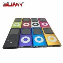 Viscoso Original Reproductor de MP3 8G de Alta Calidad de Sonido Sin Pérdidas de Alta Fidelidad de la Música Del Deporte Reproductor de Mp3 con Pantalla de 1.8 pulgadas Ebook grabadora