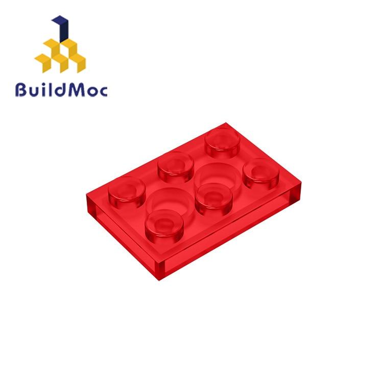 BuildMOC Compatible Assembles Particles 3021 2x3 For Building Blocks Parts DIY Story Educational Creative Gift Toys