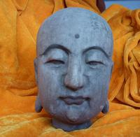 Buddha Statue Sculpture delicate and humane, face rare flawless, without losing the sale