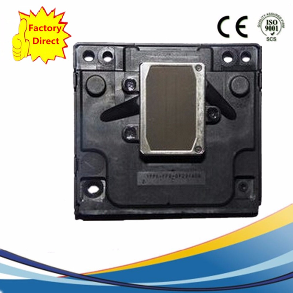 Remanufacturées F181010 Tête D'impression Tête D'impression Pour Epson ME510 L101 L201 L100 ME32 C90 T11 T20E L200 ME340 TX100 TX101 TX105 TX110