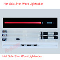 66cm Star Wars Lightsaber Led Flashing Light Sword Toys Cosplay Weapons Collection toys for Christmas Gift Free Shipping