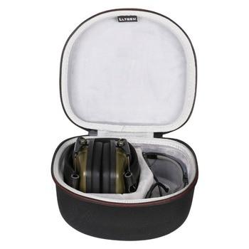 Чехол LTGEM для Howard Leight от Honeywell или Awesafe GF01 Impact Sport Earmuff и Genesis Sharp-Shooter, защитные очки Gla