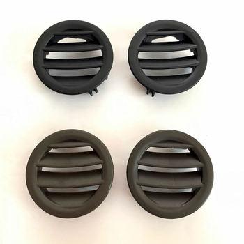 Prise de climatisation de voiture noire marron pour mercedes-benz classe C C180 C200 C230 C260 C300 W204 accessoires de voiture