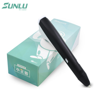 SUNLU M1 Standard 3D Handle Pen Printer with smart Model PLA PCL Filament 3D Printing Plastic Pencil DIY Drawing Gift For Kids