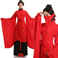 Тан китайская национальная костюмы традиционный китайский hanfu dress народный танец древних женская одежда hanfu династии косплей одежды хан