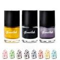 Лак Для ногтей Штамп Польский Nail Art 24 Цвета Штамповка Лак Для Ногтей Лак Спрей Vernis A Ongle genailish-GC1