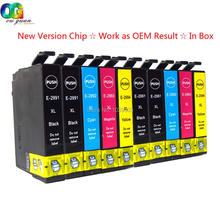 10 Compatible for Epson 29XL Ink Cartridges with Epson Expression Home XP-235 XP-245 XP-335 XP-342 XP-432 XP-442 XP-247 XP-330