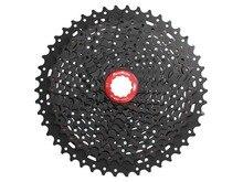 SunRace CSMS8 CSMX8 11-Speed 40/42/46 T vélo Cassette Vélo Roue Libre Noir et Champagne (argent) 2 couleurs