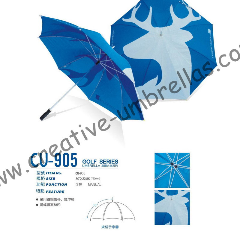 Free shipping by sea,190T nylon fabric 14mm metal shaft and ribs,hand open advertising stud golf umbrella,windproof