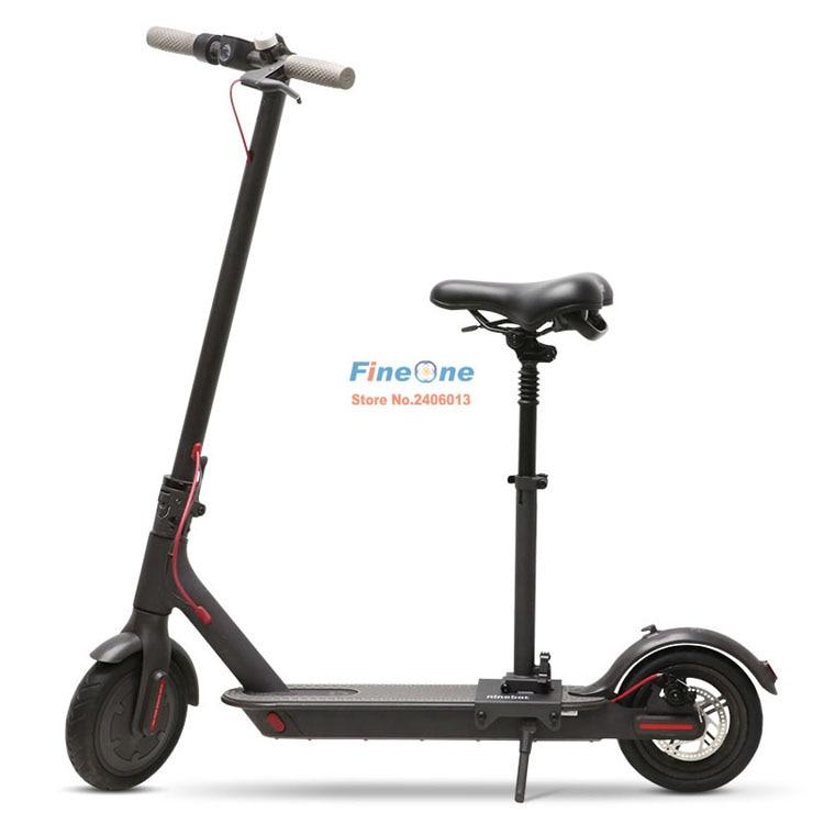 Scooters de duas rodas
