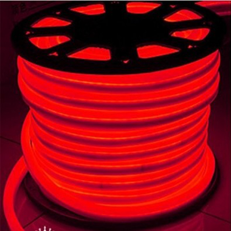Us 127 37 22 Off Dhlfree White Led Neon Flex Lights Red Strip Blue Rope For Professional Lighting Solution Popluar To Europe In