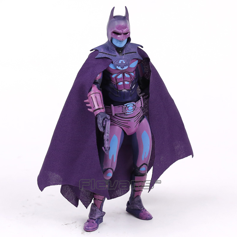 REEL TOYS Batman 1989 Classic Video Game Appearance PVC Action Figure Collectible Model Toy 7inch 18cm neca marvel legends venom pvc action figure collectible model toy 7 18cm kt3137