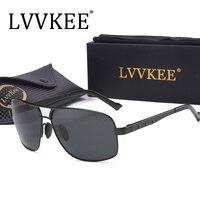 LVVKEE Tech Semi Rimless Aviator Sunglasses Silver Mirrored Clear Visibility Polarized Lens Men S Cool Driving