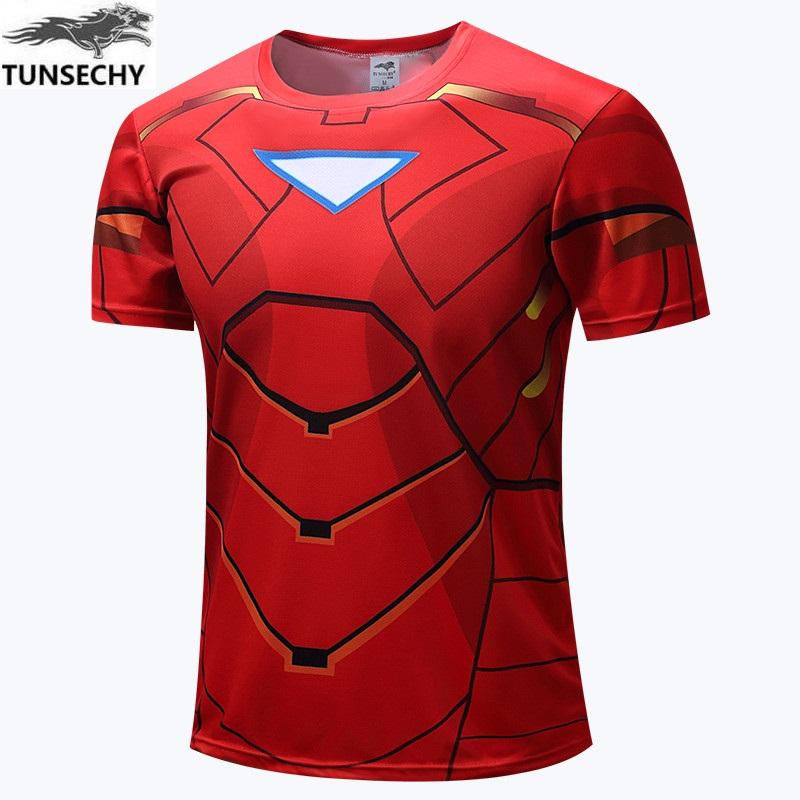 HTB1XXqHQFXXXXaqaXXXq6xXFXXX7 - Superman Batman spider man captain America Hulk Iron Man fitness shirts boyfriend gift ideas