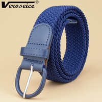 2015 New Buckle Belt Leather Women Design Fashion Brand Jaguar Strap Casual Luxury Female Waistband Belt