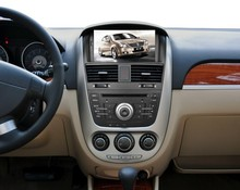 Car dvd gps for Buick Excelle + steering wheel control+ phonebook+bluetooth music+ipod+ map