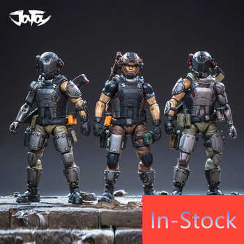 JOY TOY 1/18 Russian figure soldiers(3pcs/lot)  REENGINEERING SOLDIER WOLF TEAM model doll  Free shipping - DISCOUNT ITEM  35% OFF All Category