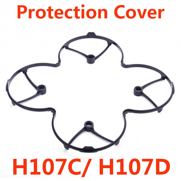 Original Protection Cover for Hubsan X4 H107C/ H107D Quadcopter Propeller Protection Guard Cover Ring Free Shipping