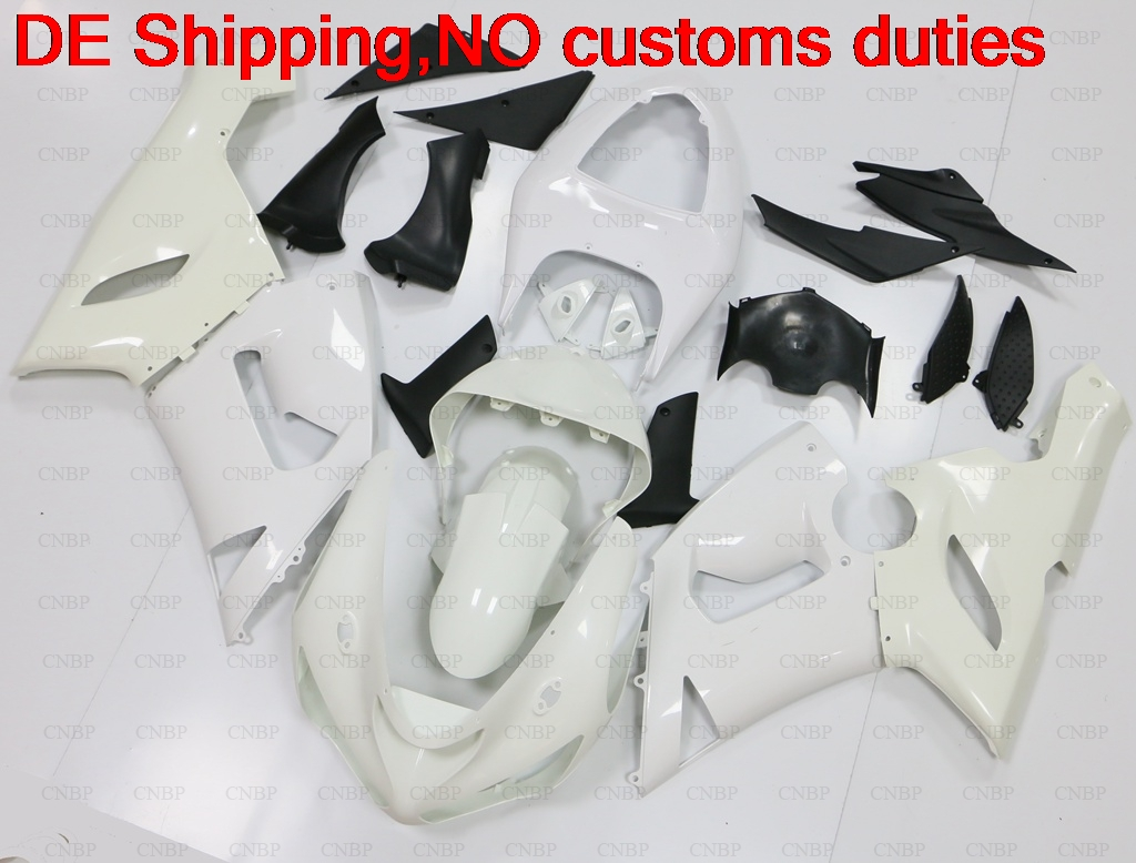 Bodywork For Kawasaki Zx6r ZX 636 Zx-6r Zx6r Ninja Zx-6r 2005 2006 05 06 Fairing Kit Body Kit