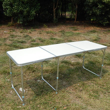Fishing-Table Chairs Desk Foldable Picnic Hiking Hunting Outdoors Camping with Alloy-Frame