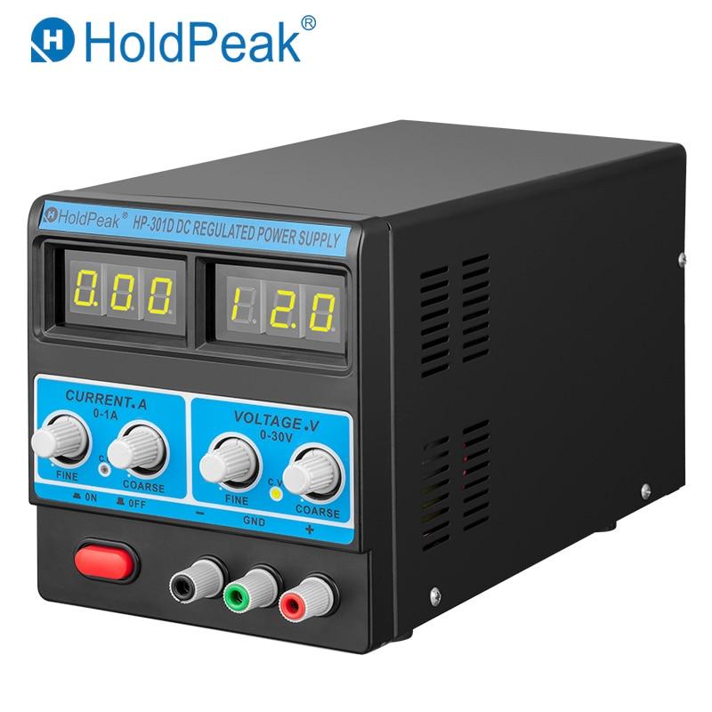 HOLDPEAK HP-301D DC power supplyHOLDPEAK HP-301D DC power supply