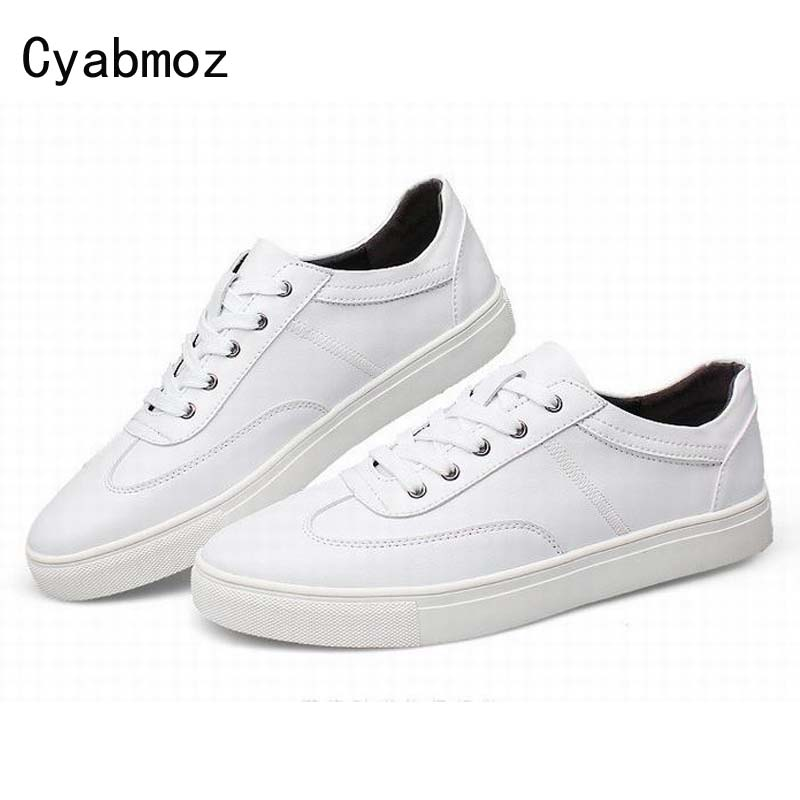 New Fashion Zapatillas Deportivas Hombre Men White Superstar Sapatos Lace-Up Sport Masculina Casual Shoes Big Size Shoes ...