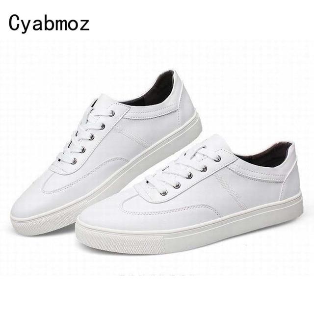 Nueva moda Zapatillas deportivas hombre hombres blanco Superstar sapatos  Encaje-up deporte masculina casual Zapatos a21bd2ed079