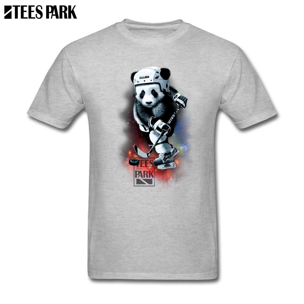 Shirts Blouse Panda T Shirt Sale Men Crew Neck Short Sleeve Tee Shirts Geek Adult Awesome Shirt Designs