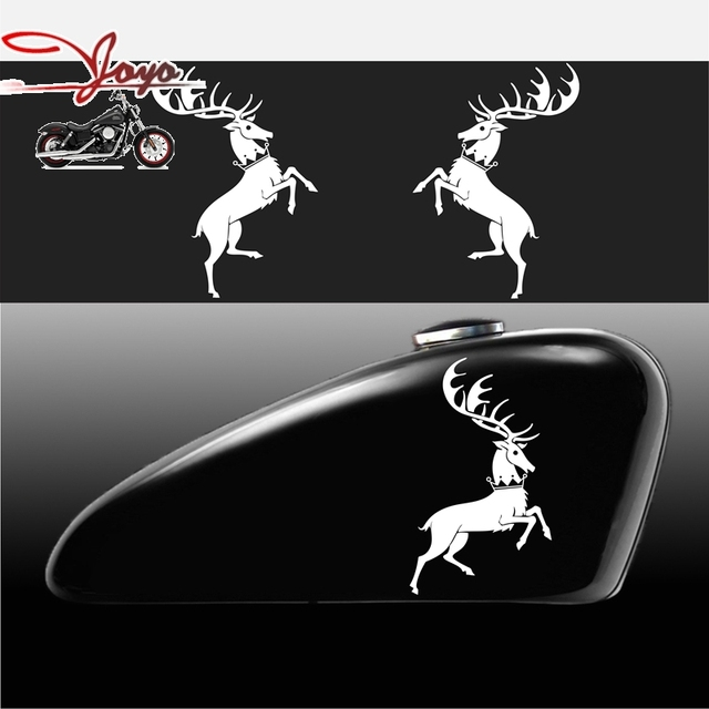 House Baratheon Decal Sticker For Motorcycle