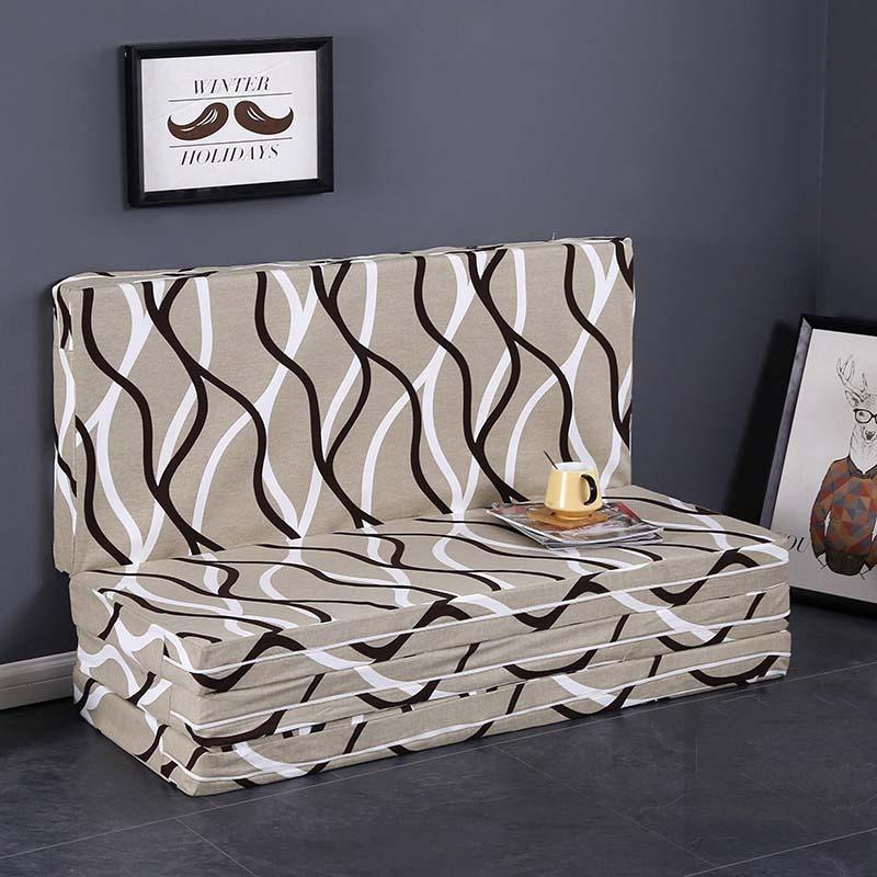 Chpermore thicken foldable mattresses 일본 다다미 싱글 더블 다기능 점심 식사 매트리스 토퍼 침대보-에서매트리스 토퍼부터 홈 & 가든 의  그룹 2