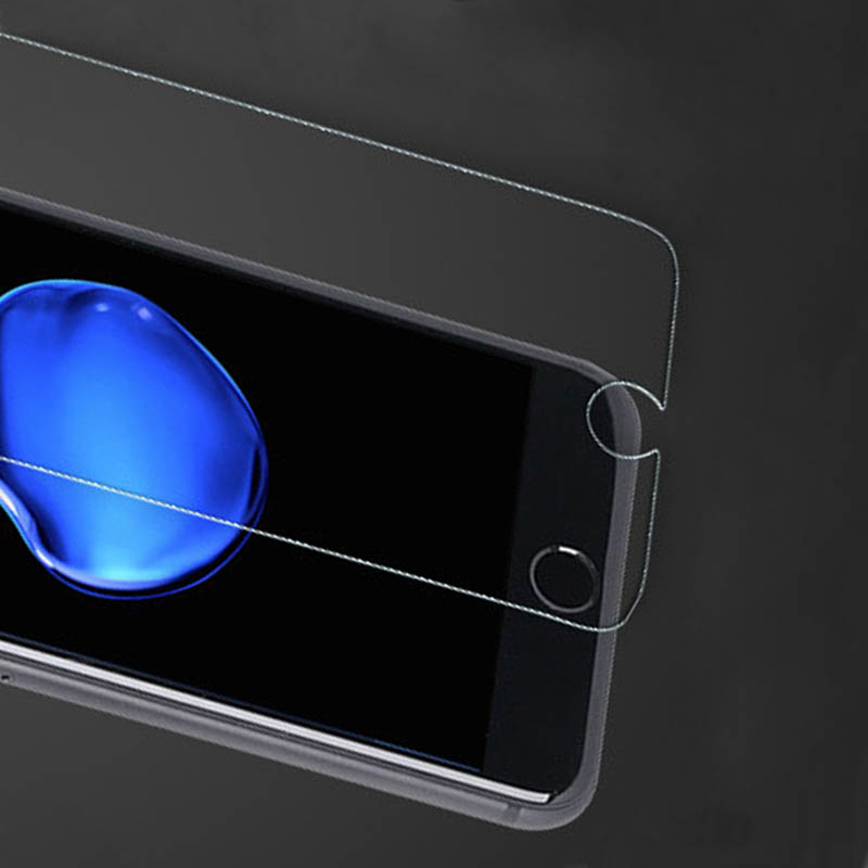 2.5D 9H Screen Protector Tempered Glass Fit For iPhone 6 6S 7 8 X XS Toughened Flim