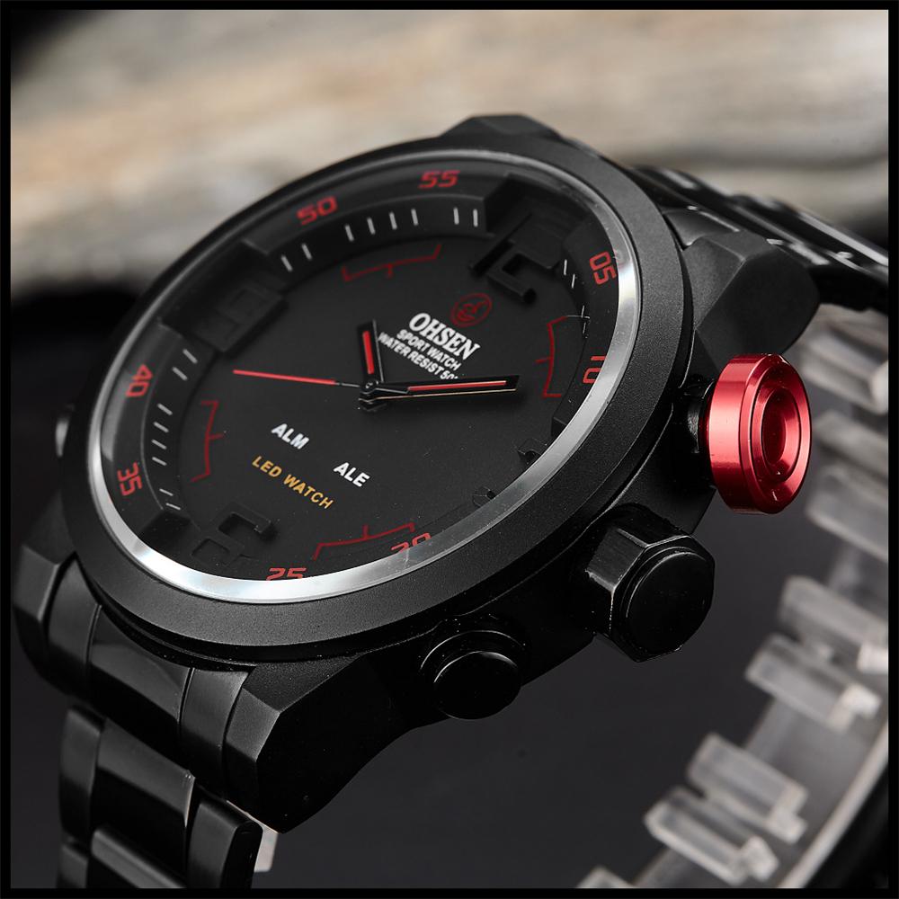 New Watch Men's Military Watches Sports Quartz Wristwatches (23)