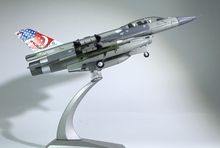 3pcs/lot Wholesale WLTK 1/72 Scale Military Model Toys RSAF F-16D Fighting Falcon Fighter Diecast Metal Plane Toy