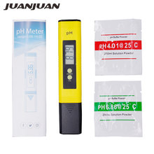 Pocket Pen Water PH Meter Digital 0.01 Filter Measuring Water Quality Purity atomatic calibration for Laboratory Aquarium Pool(China)