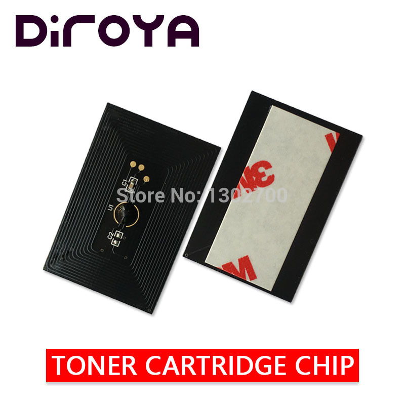 5PCS TK-170 TK170 Toner Cartridge Chip For Kyocera FS-1320D FS-1370DN ECOSYS FS-1320 P2135d P2135dn P2135 P 2135 Powder Reset EU
