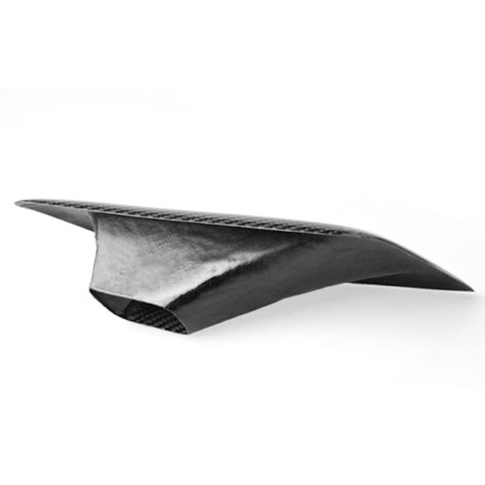 Левый автомобильный вентиляционный Впускной вентиляционный воздуховод Профессиональный автоматический вентиляционный Впускной воздухопровод для настоящего углеродного волокна для Nissan 350Z 03-2009