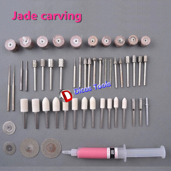 Jade carving electrical grinder accessories boutique electric grinding head and Power tool parts стоимость
