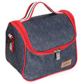 New Lunch Bag Cooler Beam Port Lunch Box Work School Picnic Lady Handbag Kids Lunch Bags Insulation Package