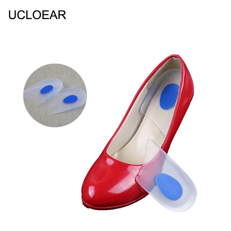 Schuhe Geschickt Ucloear Silikon U Förmigen Einsatz Größer Fuß Pad Ferse Protector Gel Fußpflege Innensohle Schuhe Kissen Pad Liner Ferse Unterstützung Elegant Im Geruch Schuhzubehör