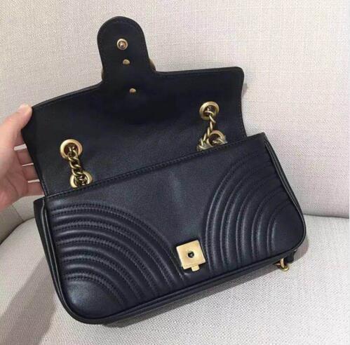Vente chaude!!! 2019 nouvelle mode femmes sac à main de haute qualité marmont sac livraison gratuite