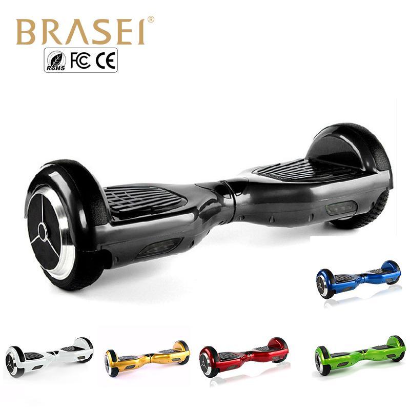 Hoverboard avec bluetooth 6 5 pouce elektrische hooverboard pas cher 2 roues auto quilibrage - Brouette 2 roues pas cher ...