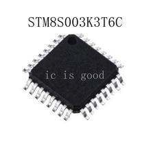 5PCS STM8S003K3T STM8S003K3T6 STM8S003K3T6C QFP-32