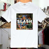 Slash world on fire Rock Music Band Tee T-Shirts Unisex Mens Womens  SH2