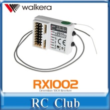 Walkera New RX1002 Receiver White 10-Channel for Walkera All Transmitter