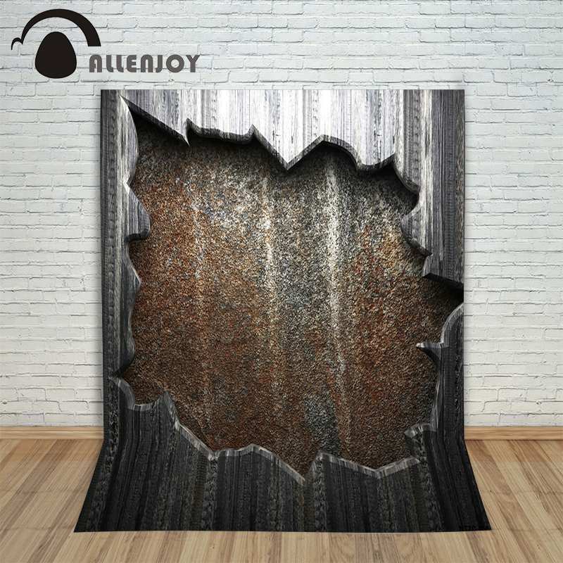 Grey damage exposed wood brick wall backgrounds for photo studio vinyl photography backdrops photography backdrops wood grain adhesion wood brick wall backgrounds for photo studio