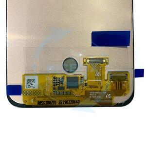 Image 5 - Für Samsung Galaxy A50 SM A505FN/DS A505F/DS A505 LCD Display Touchscreen Digitizer Montage Mit Rahmen Für samsung A50 lcd