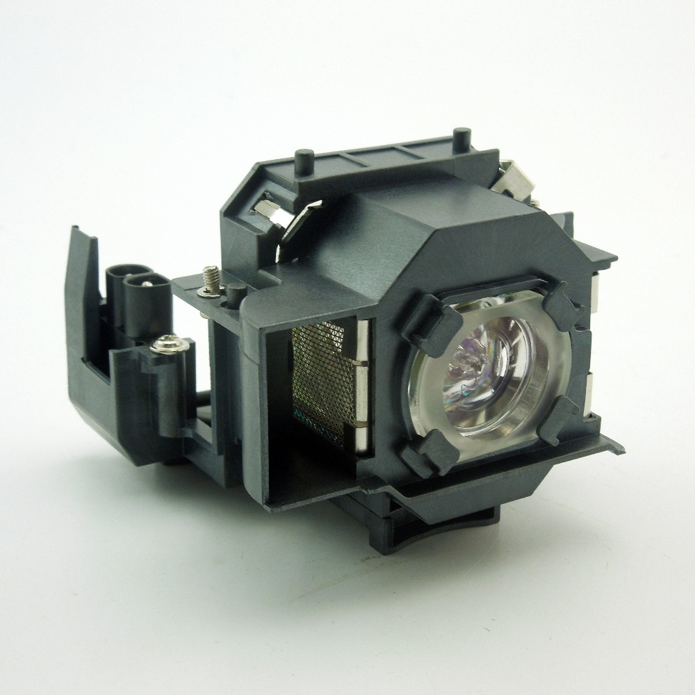 Projector Lamp ELPLP34 for EPSON EMP-X3 / PowerLite 62C / PowerLite 76C / PowerLite 82C with Japan phoenix original lamp burner projector bulb elplp30 for epson powerlite 81p powerlite 821p emp 81 with japan phoenix original lamp burner