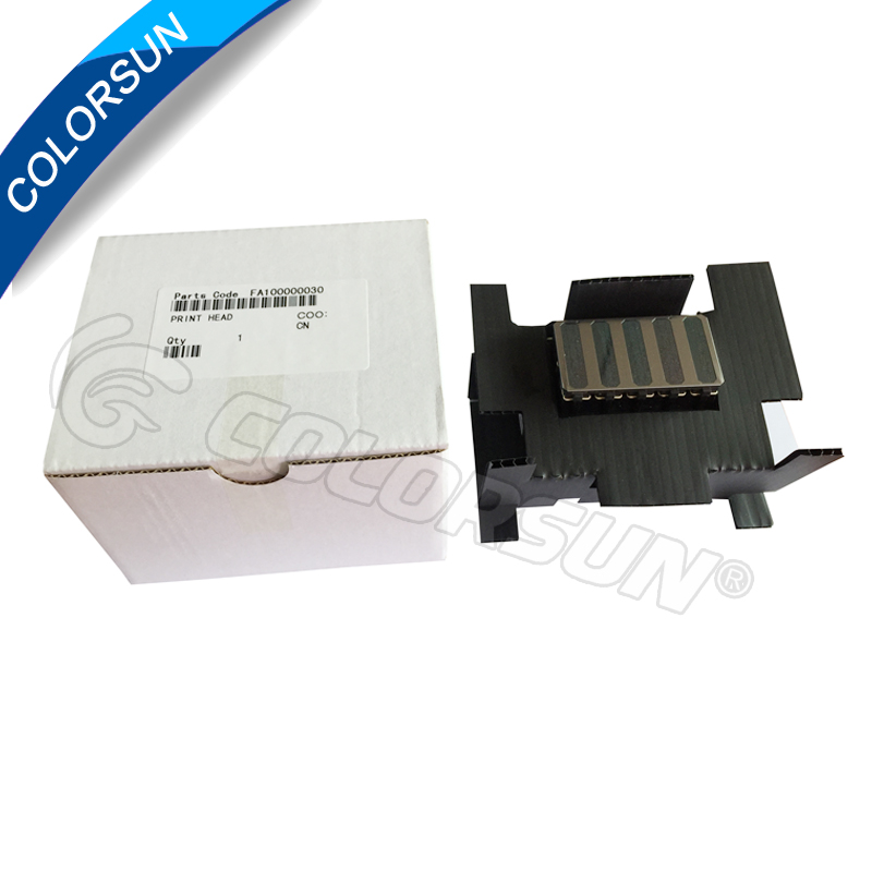 100% Original and brand new print head for Epson T3000 T5000 T7000 FA10030 printhead зубные щетки silver care зубная щётка antibacterial teen 7 12