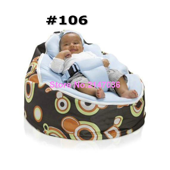 Retro balls 2016 Hot Sell Baby Bean bags Baby sleeping bag, waterproof kids beanbag sofa saet with 2 upper topsRetro balls 2016 Hot Sell Baby Bean bags Baby sleeping bag, waterproof kids beanbag sofa saet with 2 upper tops