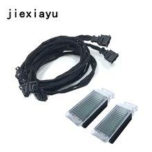 1 компл. из светодиодный ног легкие шаги пространства лампы и кабель для Гольф 7 MK7 Passat 3G B8 5gg947409 5GG 947 409 5g0947409 5g0 947 409